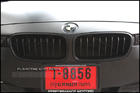 F30 Matt Black Kidney Grille