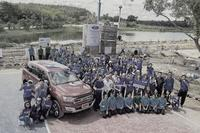 ฟอร์ดนำทีมอาสาสมัครสานต่อกิจกรรม Ford Global Caring Month  มอบน้ำให้ชุมชนในโครงการ Water Go Green