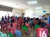โครงการส่งเสริมโภชนาการสำหรับเด็กในศูนย์พัฒนาเด็กเล็ก