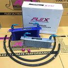 ชุด oil cooler เกียร์จาก FLEX แท้