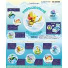 Pokemon Terrarium Collection 5 6Pack BOX (CANDY TOY)
