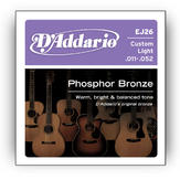 ��¡յ������ D'Addario EJ26 Phosphor Bronze, Custom light ���� 11