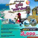 ภูเก็ต เกาะไข่ พังงา  4 วัน 2 คืน  เดินทาง 1-4 พ.ค. 64 เพียง 3,999 บาท  (รถโค้ช)