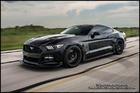 ชุดแต่งคาร์บอนรอบคัน Ford Mustang Hennessy