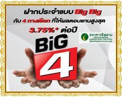 เงินฝากประจำ ibank big 4
