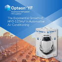Chemours triples capacity of HFO-1234yf Opteon™ YF with startup of new U.S. production facility, by chemwinfo