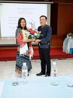 ขอแสดงความยินดีกับ ครูภานุวัฒน์ เตชนันท์ กลุ่มสาระการเรียนรู้ภาษาไทย
