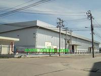 โกดังให้เช่า-โรงงานให้เช่า เทพารักษ์ กม. 12 อ.บางพลี