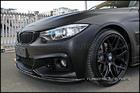 ลิ้นหน้าคาร์บอน BMW F32 F33 F36 ทรง 3D Design สำหรับกันชน M Sport