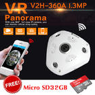 VIEW2HOME VR PANORAMIC Camera V2H-VR360Y2 (1.3MP)