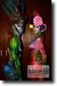 body paint in Phuket