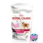 อาหารสุนัข อาหารหมา ROYAL CANIN INDOOR LIFE ADULT อาหารสำหรับสุนัขพันธุ์เล็ก ตั้งแต่ 1 ปีขึ้นไป 500 g