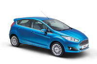 New Ford Fiesta EcoBoost
