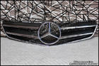 W207 E-Class Coupe Carbon Kevlar Front Grille V.3