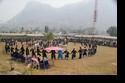 งานประเพณีกินวอ ( ปีใหม่ลาหู่ ) ประจำปี 2555