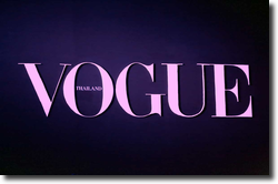 Vogue Thailand Launching Party