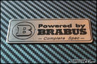 BRABUS Complete Spec Emblem