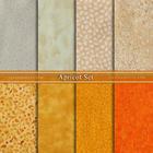 ผ้าคอตตอนนอกจัดเซ็ท Apricot Set (8ชิ้น)