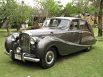 Bentley Hooper Saloon 1952