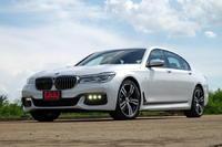 BMW 730Ld M Sport  ขับแล้วต้องหลงรัก