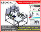 Industrial Robot & Automation Training