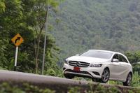The New A-Class 180 Style
