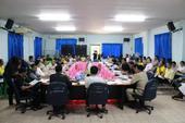 ประชุมผู้นำชุมชนประจำปี 2562