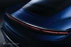 สปอยเลอร์ Carbon Fiber Porsche Taycan ทรง Zyrus