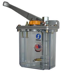 ปั๊มน้ำมันแบบมือโยก รุ่น HLA-7 ยี่ห้อ Showa