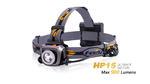 ไฟฉายคาดหัว Fenix HP15 Ultimate Edition 900 Lumens