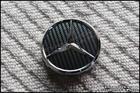 Mercedes Kevlar Wheel Center Caps