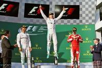 Nico Rosberg 3 times winner ฤดูกาลที่ยังไร้พ่าย