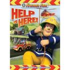 DVD Fireman Sam Help Is Hear #FM05#