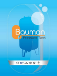 Bauman Pressure Diaphragm Tank