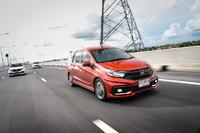 New Honda Mobilio  ลองขับ MPV 7 ที่นั่งสัมผัสไลฟ์สไตล์คนเมืองยุคใหม่