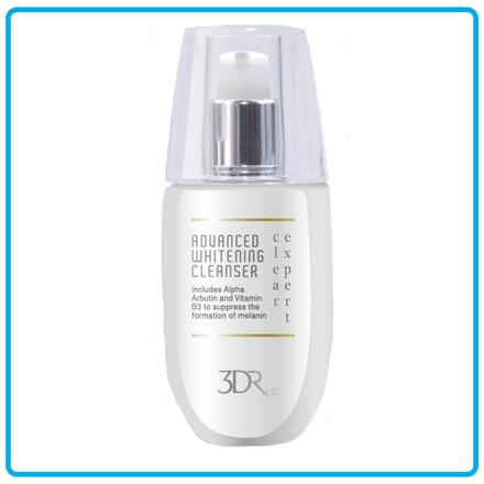 3DR Advanced Whitening Cleanser