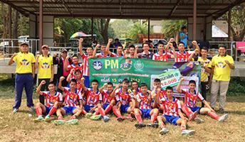 การแข่งขันฟุตบอลเยาวชน ประชาชน ชิงแชมป์แห่งประเทศไทย รอบคัดเลือกจังหวัดน่าน