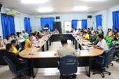 ประชุมกำนันผู้ใหญ่บ้าน ประจำเดือน ตุลาคม 2562