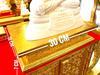 ฐานพระพุทธรูป-ลงรักปิดทอง-ประดับลวดลายทอง