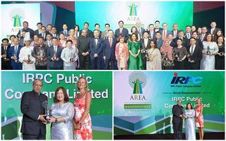IRPC รับรางวัล Asia Responsible Entrepreneurship Awards 2018