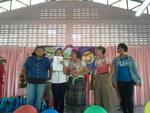 รูปย้อนหลัง งานคริสมาสตร์ 2555
