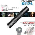 ไฟฉาย Imalent DM21 930Lumens USB ชาร์จในตัว