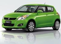 SUZUKI NEW SWIFT ECO CAR