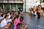 เทศบาลเมืองลัดหลวง เดินหน้ากองถุงพลาสติกเปรอะ                                           สู่โรงเรียนในเขตพื้นที่ จับมือ(โรงเรียนบ้านบางจาก)เป็นโรงเรียนนำร่อง