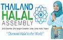 Thailand Halal Assembly 2014