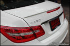 สปอยเลอร์ W207 E-Coupe ทรง Mercedes Sport