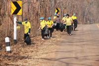 โครงการจัดการขยะ เพื่อสุขภาวะและสิ่งแวดล้อม ประจำปีงบประมาณ 2563