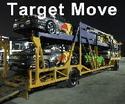 Target Move เทรลเลอร์ ขนรถยนต์ เชียงราย 0805330347