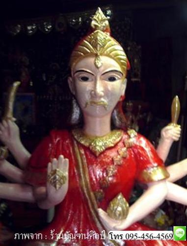 รูปปั้นกาลิกา