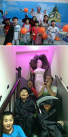 Halloween at Shane English School Taiwan! 2014-11-06